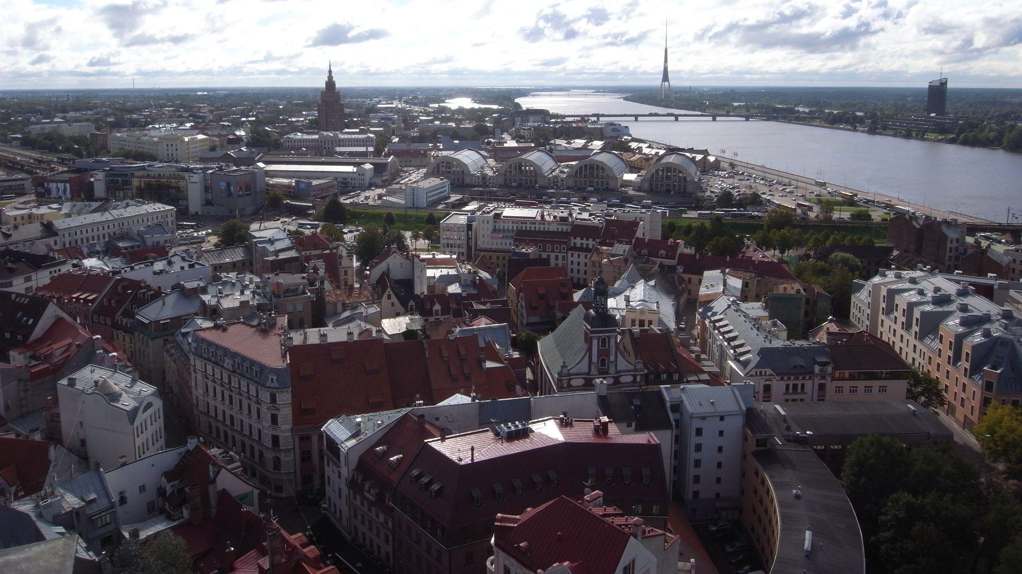 Bekjent Latvia Riga
